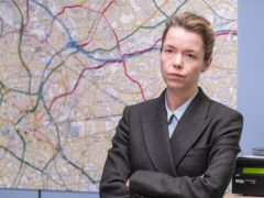 Anna Maxwell Martin will debut as DCS Patricia Carmichael in Line Of Duty (BBC/PA)