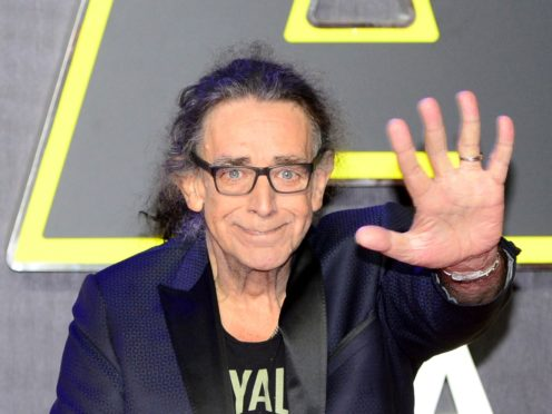 Peter Mayhew, the actor who played Chewbacca in Star Wars, has died at the age of 74, his family said (Anthony Devlin/PA)