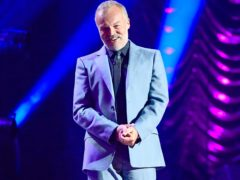 Graham Norton will host the BBC's coverage of the Eurovision Song Contest grand final on May 18 (Ian West/PA)
