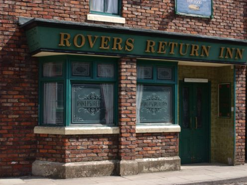 Jane Hazlegrove is joining the Coronation Street cast as a former raver (ITV/PA)