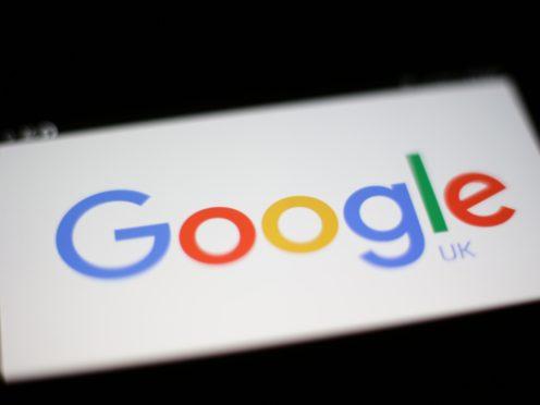 Google has announced new data gathering tools (Yui Mok/PA)