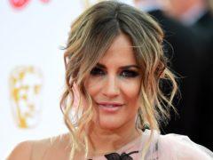 Caroline Flack has said she feels like a viewer, not a presenter (Ian West/PA)