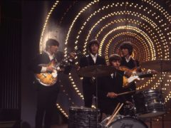 Long-lost footage of a Beatles performance is to be shown for the first time in more than 50 years (Photobox/PA)