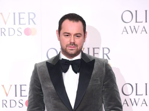 Danny Dyer is to host new BBC game show The Wall (Ian West/PA)