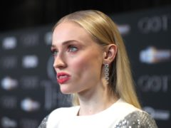 Sophie Turner on 'disrespectful' petition over Game Of Thrones' last season (Liam McBurney/PA)