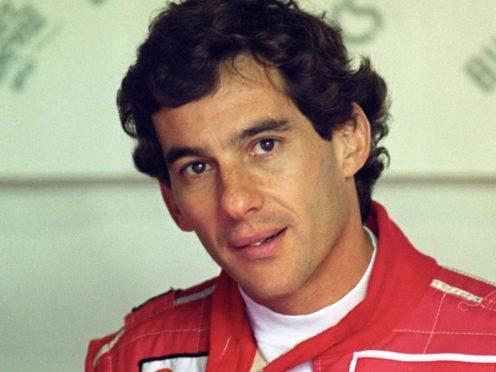 Ayrton Senna was killed in a 1994 crash (Jones/PA)