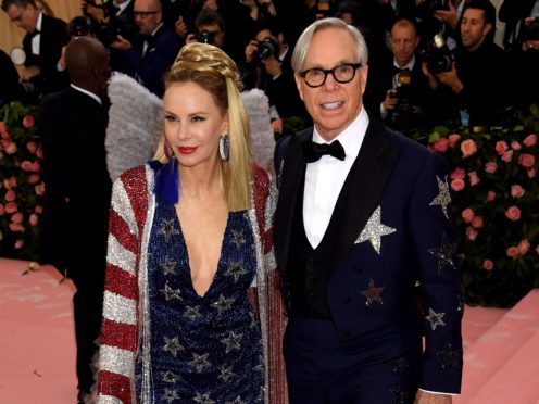 Revered fashion designer Tommy Hilfiger has said it would be an 'honour' to dress the Duchess of Sussex (Jennifer Graylock/PA)