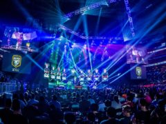 Esports events attract crowds of spectators in arenas and millions online (Activision Blizzard)