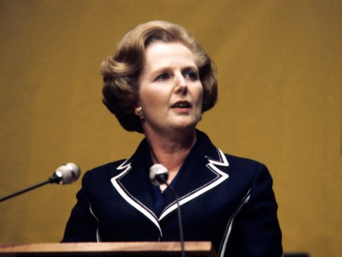 Margaret Thatcher was more attractive in real life, according to John Sergeant (PA)