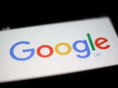 Google confirmed the move (Yui Mok/PA)
