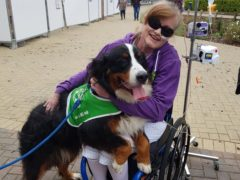 Alison Cameron is now pain-free (University Hospital Southampton NHS Foundation Trust/PA)
