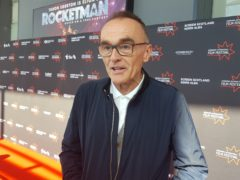 Danny Boyle has worked alongside Richard Curtis on the film Yesterday (PA)