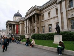 The National Gallery (Max Nash/PA)