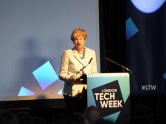 Theresa May (CPG Photography)