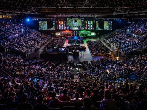 It was determined that esports could be considered as a sporting activity but it must not infringe on Olympic values (Intel/PA)