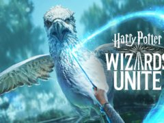 Harry Potter: Wizards Unite will see characters and creatures from the wizarding world appear in the real world on a user's smartphone (Niantic/Warner Bros Games)
