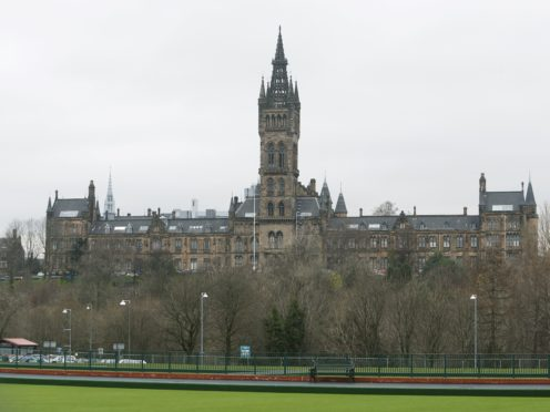 Glasgow University has been given more than £900,000 by the Helmsley Charitable Trust for research into Crohn's Disease (Danny Lawson/PA)