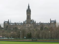 It is the largest-ever donation received by the institution (University of Glasgow/PA)