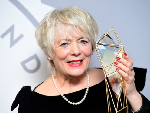 Alison Steadman and Peter Davison cast in new drama from Doctor Foster writer (Ian West/PA)