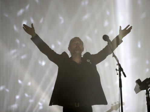 Thom Yorke, of Radiohead, is among the signatories (Yui Mok/PA)