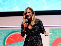 Love Island host Caroline Flack (Ian West/PA)