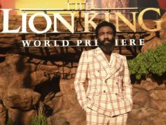The Lion King star Donald Glover (Chris Pizzello/Invision/AP)