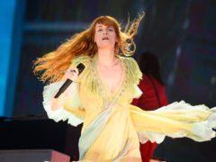 Florence Welch (Matt Crossick/PA)