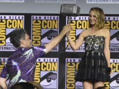 Natalie Portman will play the female Thor in the fourth movie focused on the Norse god (Chris Pizzello/Invision/AP)