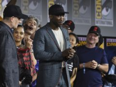 Mahershala Ali will play vampire hunter Blade in a reboot of the franchise (Chris Pizzello/Invision/AP)