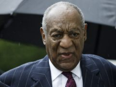 File photo of Bill Cosby arriving for his sentencing hearing (Matt Rourke/AP)