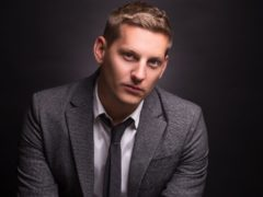 James Sutton is returning to Hollyoaks (Lime Pictures/Channel 4)