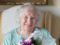 Dame Vera Lynn said 'I don't have any regrets' as she reflected on her life and career (umusic/PA)