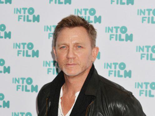 Daniel Craig (John Stillwell/PA)