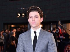 Tom Holland has broken his silence on the controversy surrounding Spider-Man's future in Marvel films (Matt Crossick/PA)