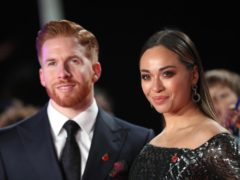 Neil and Katya Jones have announced they are ending their relationship (Steve Parsons/PA)