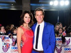 Beverley Turner was reported to have banned then husband James Cracknell from taking part in Strictly Come Dancing (Ian West/PA)