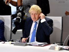 Boris Johnson called on the BBC to 'cough up' and fund the axed entitlement (Jeff J Mitchell/PA)