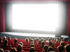 The top 10 irritations for cinema audiences have been revelead in a poll (David Cheskin/PA)