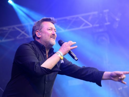 Guy Garvey lands new job on the Manchester trams (Ben Birchall/PA)