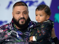 Music producer DJ Khaled has announced he and his fiancee are expecting their second child together (PA)