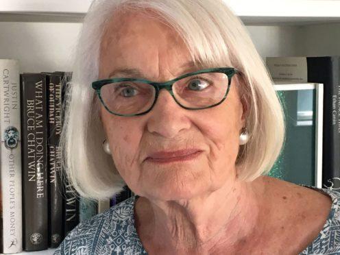 Liz Calder is on the panel of judges (Christine Fisher)