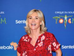 Anthea Turner (Ian West/PA)