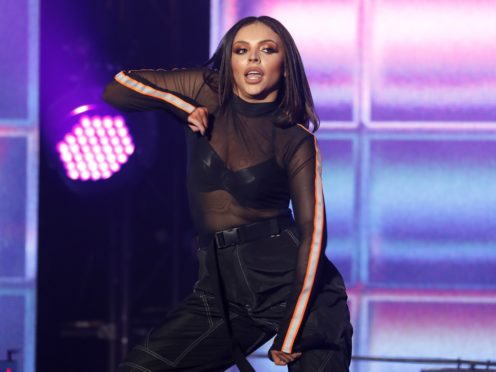 Little Mix singer Jesy Nelson has been praised as an inspiration (David Parry/PA)