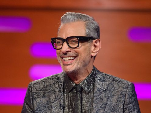 Jeff Goldblum is set to return (Matt Crossick/PA)