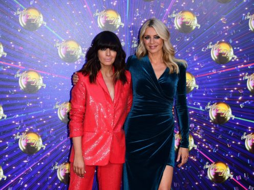 Claudia Winkleman and Tess Daly have kicked off Strictly Come Dancing 2019 (Ian West/PA)