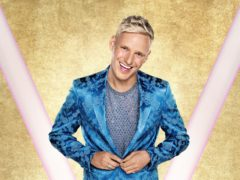 Jamie Laing has pulled out of Strictly Come Dancing (Ray Burmiston/BBC/PA)