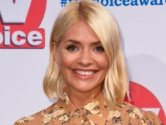 Holly Willoughby (Matt Crossick/PA)