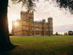 Highclere Castle in Hampshire, the home of Downton Abbey (Airbnb/Highclere Castle/PA)