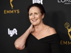 Fiona Shaw revealed she has been offered 'so much work' since starring in the hugely popular TV spy thriller Killing Eve (Chris Pizzello/Invision/AP)