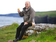 Doug Allan is the new ambassador for Old Pulteney's Rise With The Tide campaign (Wire/PA)